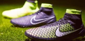 Последние новинки футбольных бутс от Nike