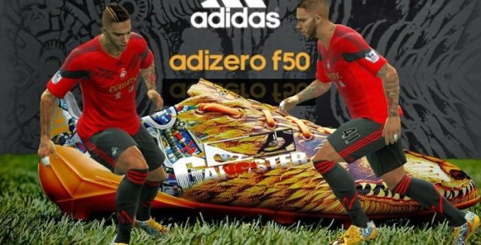 Новые технологии в бутсах Adidas