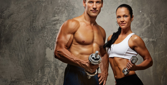 Фитнес – значит быть в форме!