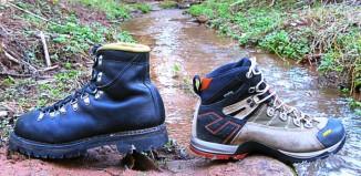 Как правильно выбрать туристическую обувь