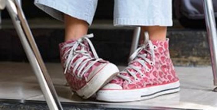 Как правильно выбрать размер детской обуви ?