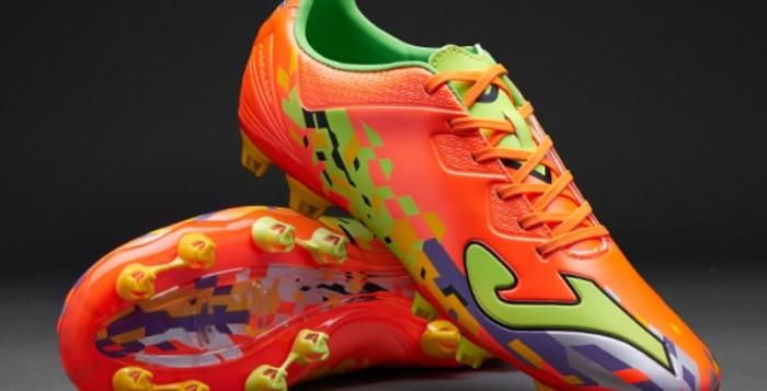 Футбольные бутсы Joma – на основе новых технологий