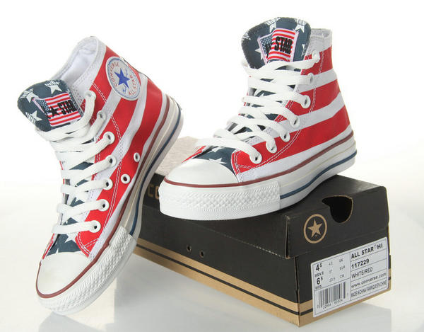76f82b5c American_Flag_Converse_by_John_Varvatos_Chuck_Taylor_All_Star_High_Top_Canvas_Shoes_04  Кеды Converse ...