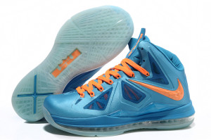 Nike Lebron 10 PS China Fire Lion 541100 800