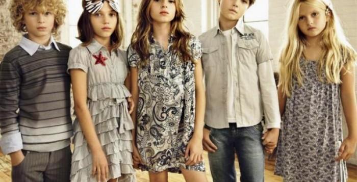 Как правильно подобрать размер детской одежды?