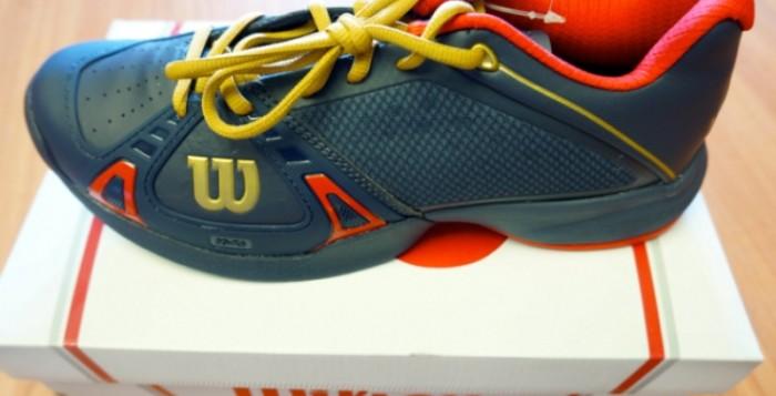 Теннисные кроссовки Wilson — среди лидеров