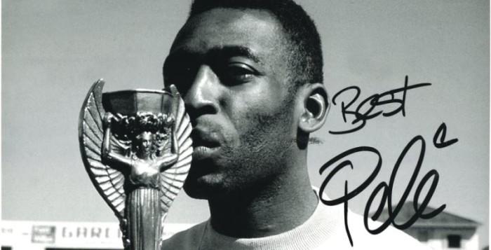 Пеле – король футбола и легенда XX века!