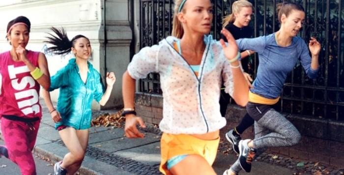 Одежда для Бега Nike — новые предложения