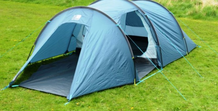 Туристическая экипировка. Палатки Karrimor