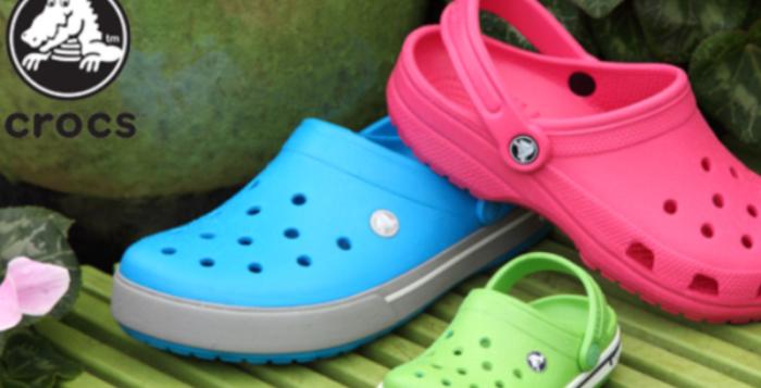 Бренд Crocs