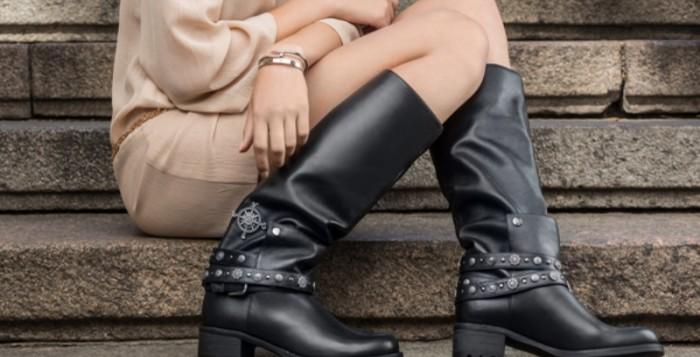 Как выбрать женские сапоги и ботинки? Осень-зима 2014-2015