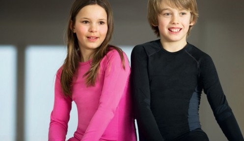 Термобелье для детей — какое оно?
