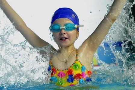 Плавание — естественное здоровье для всех