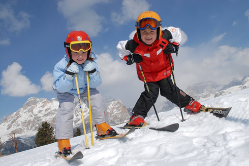 Снег или лед – какой зимний спорт выбрать?