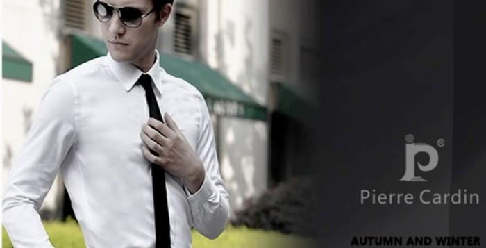Мужские рубашки Pierre Cardin