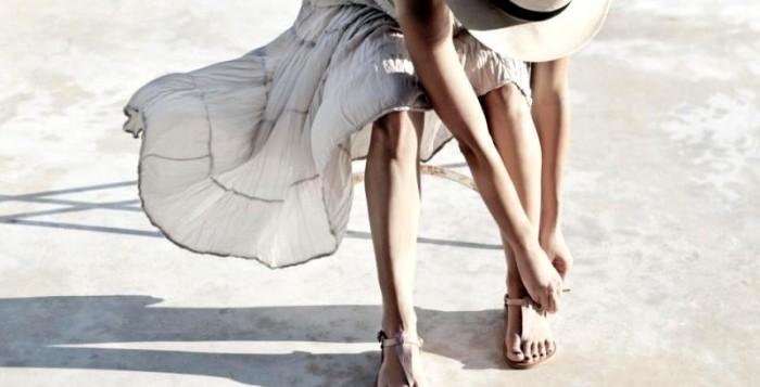 Спасительные сандалии и босоножки для женщин