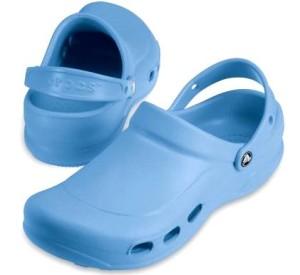 Crocs Specialist vent lt blue