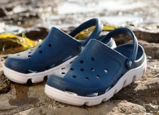 Сандалии Crocs — это всё что вам нужно для комфорта!