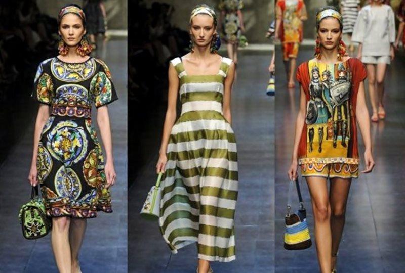 Платье весна-лето 2017 года модные тенденции