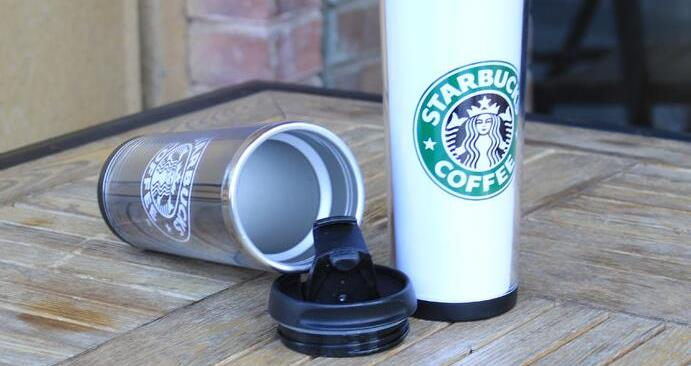 Customized-logo-stainless-steel-coffee-mug-sports